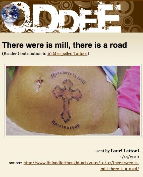Martina Aitolehti tatuointi