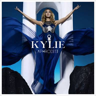 Kylie Minogue Afrodite Cover