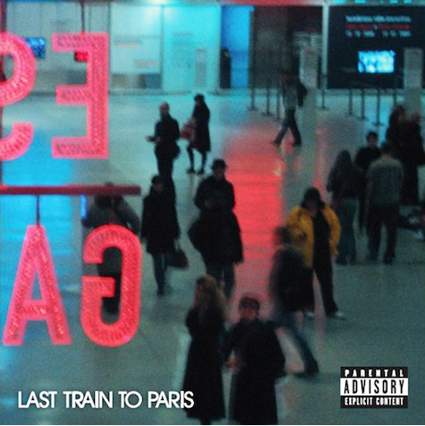 Diddy Last Train To Paris Cover