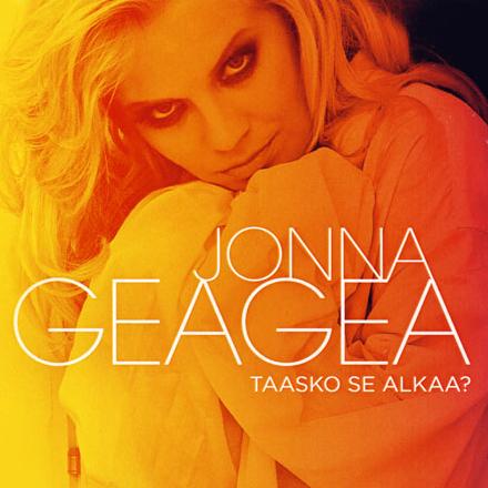 Jonna Geagea Taasko se alkaa? single