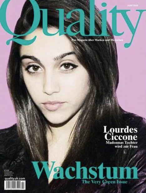 Lourdes Quality Cover