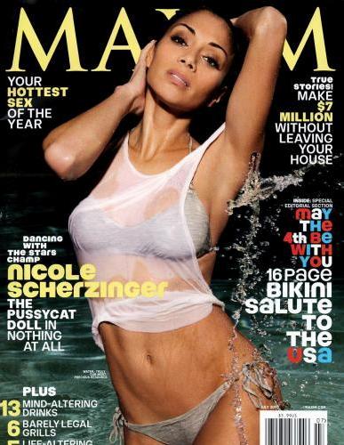 Nicole Scherzinger Maxim