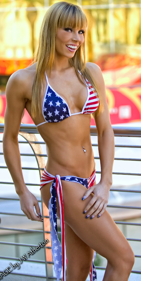 Mari Kasvi Miss Bikini America