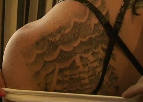 BB-Elisabeth tatuointi Michael Jackson