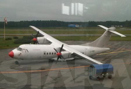 Iron Maiden lentokone