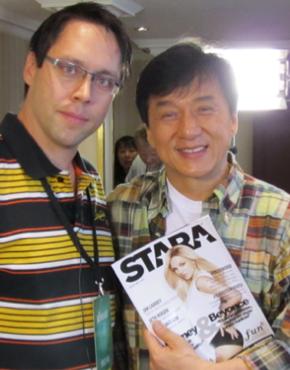 Jackie Chan Stara Jocka