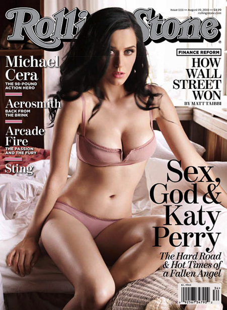 Katy Perry Rolling Stone 2010
