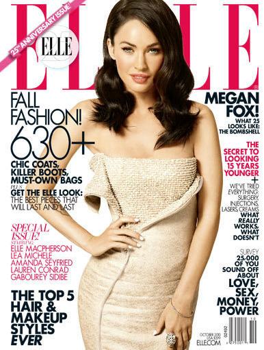 Megan Fox Elle