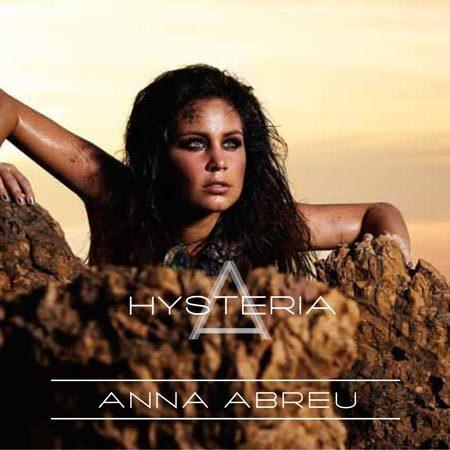 Anna Abreu single Hysteria