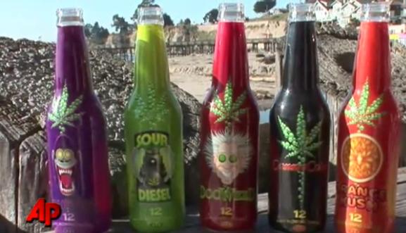 Kannabis Keksit