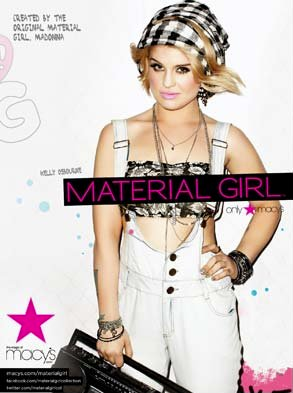Kelly Osbourne Material Girl