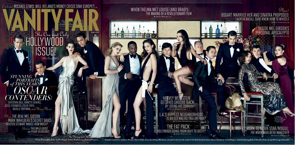 Vanity Fair 2011 Hollywood issue
