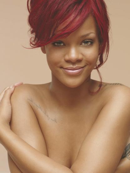 Rihanna Nivea