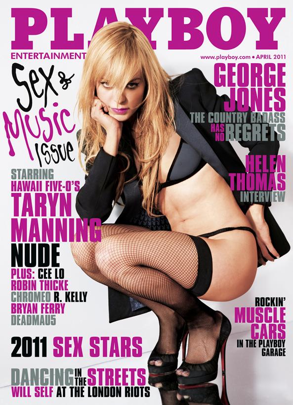 Taryn Manning Playboy