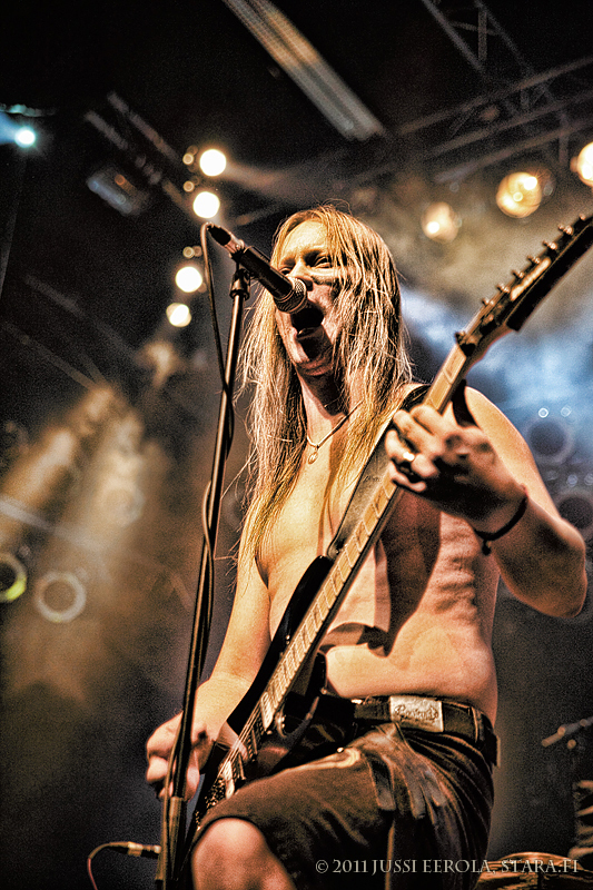 Ensiferum Children of Bodom