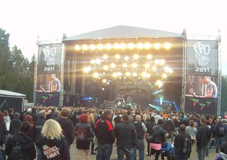 Provinssirock 2011