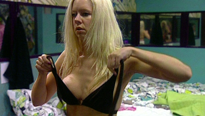 Nainen kehonrakentaja upclose alaston-8878
