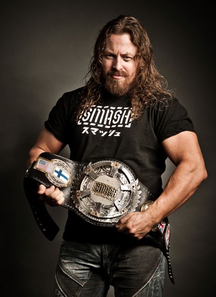 Suomalainen wrestling-tähti niittää menestystä – katso kuvat – Stara