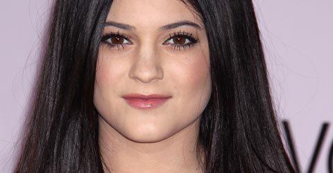 Kylie Jenner vuonna 2012.
