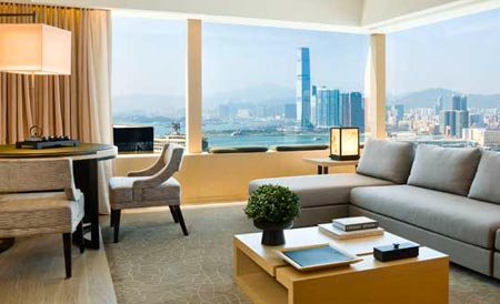 Kuva: The Upper House, Hong Kong