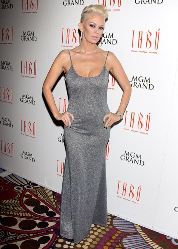 Jenna Jameson tammikuussa 2013, Kuva: Splash