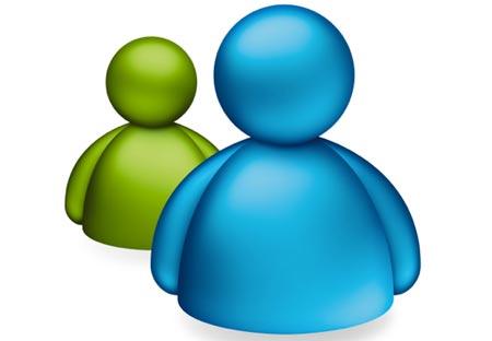 Kuva: Microsoft Messenger