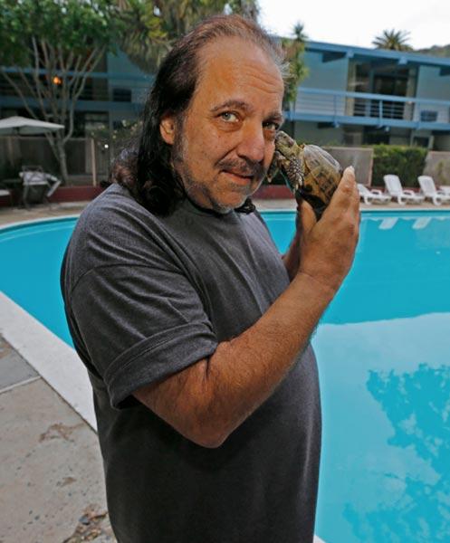 Ron Jeremy anaaliseksiä