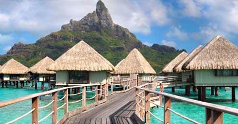 Kuva: Le Meridien Bora Bora