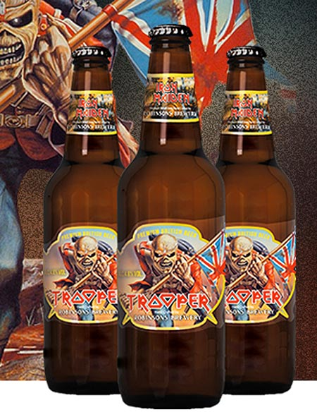Kuva: Iron Maiden Beer
