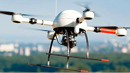 Kuva: Microdrones