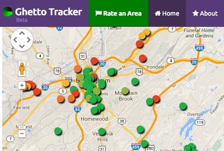 Kuva: Ghetto Tracker