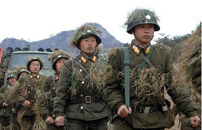 etelä korea armeija