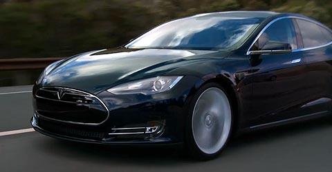 Tesla Sähköauto