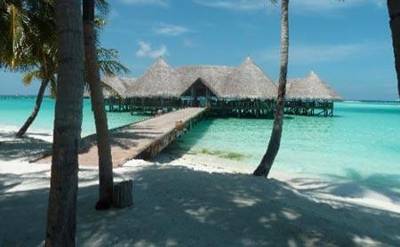 Gili Lankanfushi, Malediivit