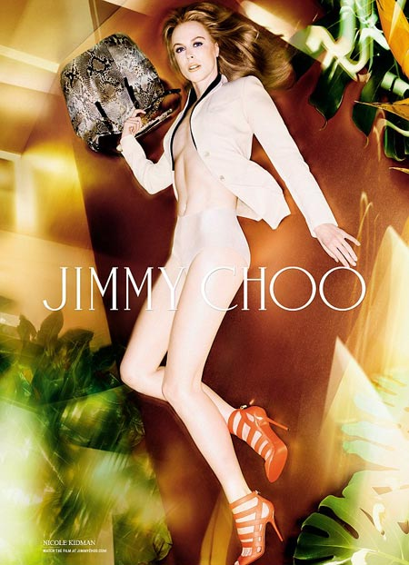 Jimmy Choo's Spring Summer 2014