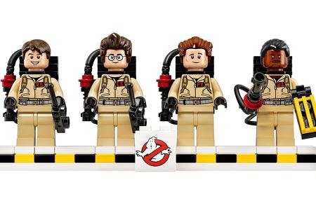 Splash, LEGO