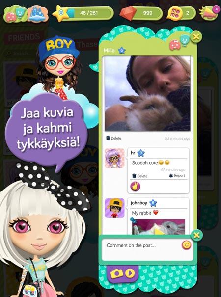 Momio Lasten Facebook Laajentaa Suomeen Stara