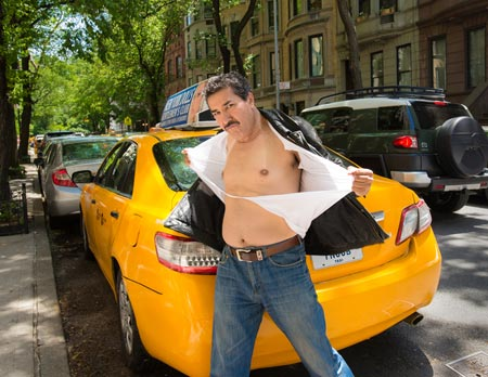 NYC Taxi Drivers