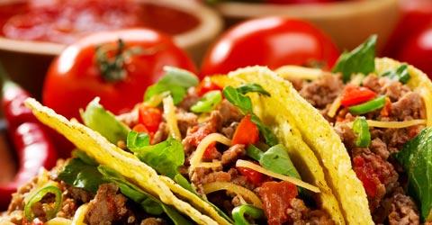 Meksikolaisen keittiön herkkuja, Kuva: Fotolia