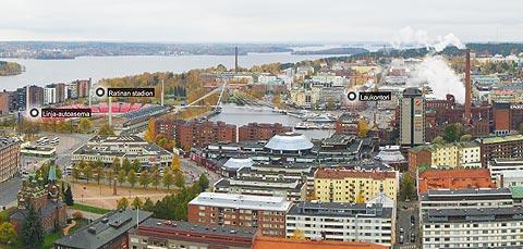 Tampere.SkyviewLIVE.fi