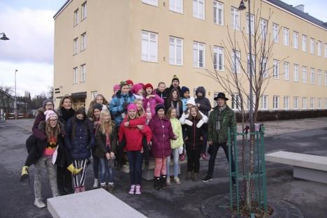 Tampereen Yliopiston Normaalikoulun 6C