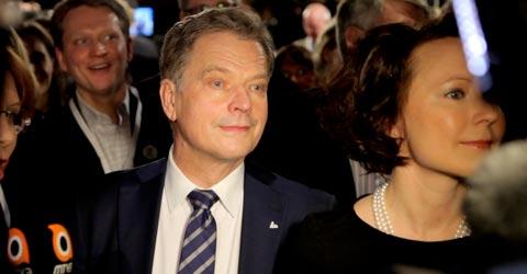 Sauli Niinistö, Kuva: Presidentintekijät