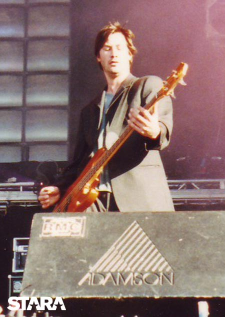 Keanu Reeves Rantarock, Vaasa 1999, Kuva: Stara, All rights reserved