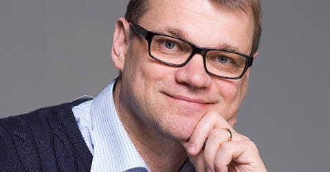 Juha Sipilä, Kuva: Keskusta