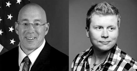 Liekeissä Tampere, Bruce Oreck ja Sampo Kaulanen