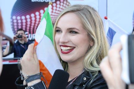 Irlannin euroviisuedustus. Kuva: Heidi Maijala, Stara