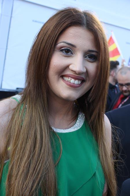 Maltan euroviisuedustus. Kuva: Heidi Maijala, Stara