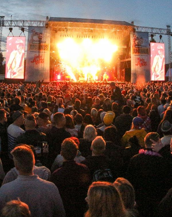 Himos Festival 2015, Kuva: Santeri Saarinen, Stara