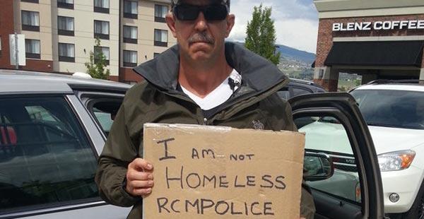 Canada RCMP Police
