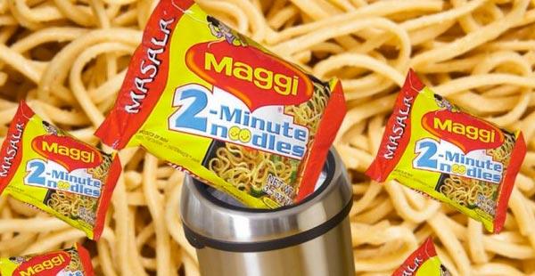 Nestlé Maggi nuudelit